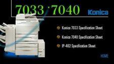 Buy Konica SPEC Service Schematics by download #135627