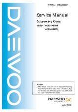 Buy Daewoo MODEL-KOR-1B4H0A,KOR-1B4H9A04, Manual by download #168673