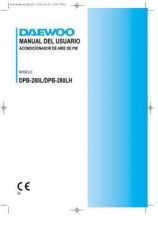 Buy Deewoo DP-SP21 (S) Operating guide by download #167589