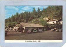 Buy CAN Lytton Postcard Kanaka Bar w/Older Cars can_box1~54