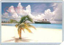 Buy GEN Unknown Amusement Park Postcard Disney Cruise Line Disney's Castaway C~220