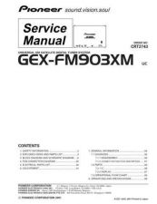 Buy PIONEER C2743 Service Data by download #152788