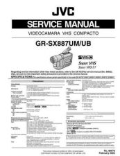 Buy JVC 86676 Service Schematics by download #123067