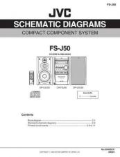 Buy JVC 22040SCH Service Schematics by download #120210