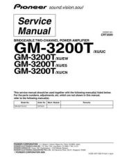 Buy PIONEER C3559 Service Data by download #152969