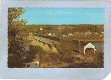 Buy CAN Hartland Covered Bridge Postcard Longest Covered Bridge In The World O~19
