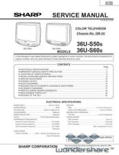 Buy Sharp 36UC4 Manual.pdf_page_1 by download #178364