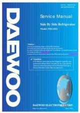 Buy Daewoo Model FR-631ND FR-710ND Manual by download #168608