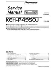 Buy PIONEER C2400 Service Data by download #148889