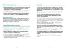 Buy Daewoo EWR121W USER MANUAL SPANISH Manual by download Mauritron #184334
