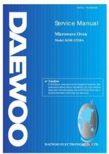Buy Daewoo R121M7A001(r) Manual by download #168729