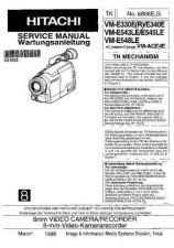 Buy HITACHI 6806EG Manual by download Mauritron #185761