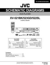 Buy JVC XV-M567GD Sch Service Manual by download #156700