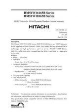 Buy Hitachi B98 Manual by download Mauritron #185907