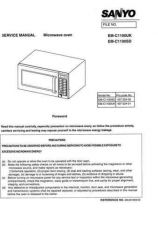 Buy Sanyo Service Manual For EM2510N Manual by download #175732