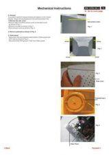Buy Philips M30 107E2 GS3 P15 18 MECH Service Schematics by download #157252