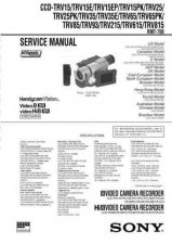 Buy Sanyo SONY-CCD-TRV65-65PK Manual by download #177156