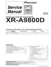 Buy PIONEER R2329 Service Data by download #149562