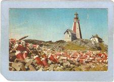 Buy CAN Nova Scotia Lighthouse Postcard Yarmouth Lighthouse w/Lobster Pot Mark~988