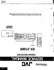 Buy JVC RX-DV3SL Service Manual by download #156509