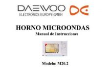 Buy Deewoo KOR-8605 (E) Operating guide by download #168402