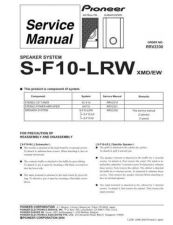 Buy PIONEER R2330 Service Data by download #149563