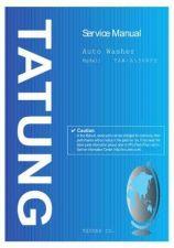Buy DAEWOO WASHING MACHINE TAWA130RFD Manual by download #183557