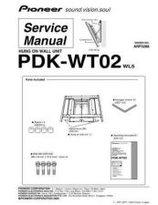 Buy PIONEER A3288 Service Data by download #152469