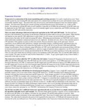 Buy ELECRAFT TRANSVERTER APP REVC by download #120186