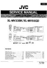 Buy MODEL XLMV33 Service Information by download #125053