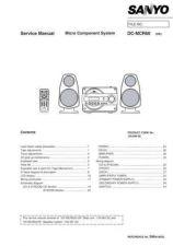 Buy Sanyo DC-MCR50 Manual by download #173918