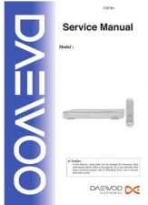 Buy Daewoo DWQ73D2001 2 Service Manual by download #160610