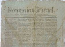 Buy CT New Haven Newspaper Title: Connecticut Journal Date: May-11-1796~10