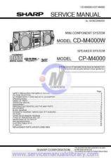 Buy Sharp CDBA160H-1700H SM DE(1) Manual by download #179829