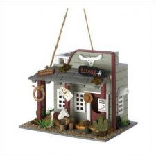Buy Wild Horse Saloon Birdhouse