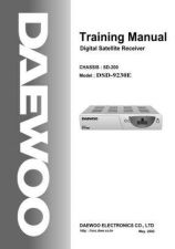 Buy DAEWOO DSD230VEF0 Service Manual by download Mauritron #194010