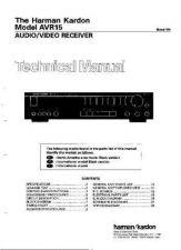 Buy HARMAN KARDON LX8GR Service Manual by download #142745