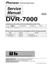 Buy PIONEER R2608 Service Data by download #149702