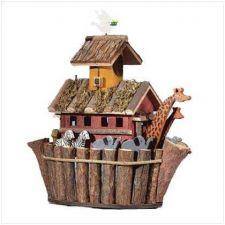 Buy Noah`s Ark Birdhouse