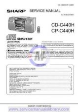 Buy Sharp CDC5W-H-K5W SM SUPPLEMENT GB(1) Manual by download #179934