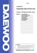 Buy DAEWOO EVPL400001 Manual by download Mauritron #195663