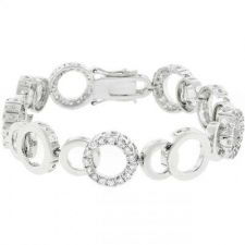 Buy Circle Bijoux 7 Inch Bracelet