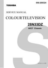 Buy Toshiba 28N03TEX Manual by download #170371