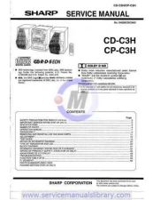 Buy Sharp CDC423H SM GB Manual by download #179904