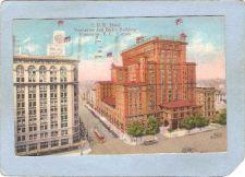Buy CAN Vancouver Postcard C P R Hotle Vancouver & Birk's Building Street Scen~174