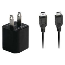 Buy Iessentials Usb Travel Charger With Micro & Mini Cables