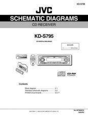 Buy JVC 49789SCH Service Schematics by download #121184