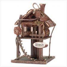 Buy Treehouse Birdhouse