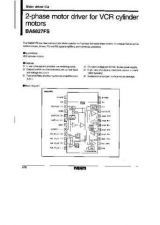 Buy INTEGRATED CIRCUIT DATA BA6827J Manual by download Mauritron #186659