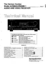 Buy HARMAN KARDON MR25 TS Service Manual by download #142780